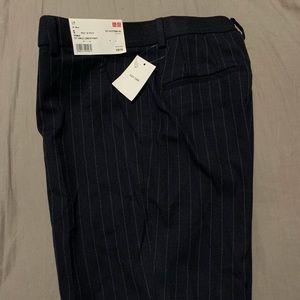 NWT Uniqlo Women EZY Ankle Length Pants Sz S